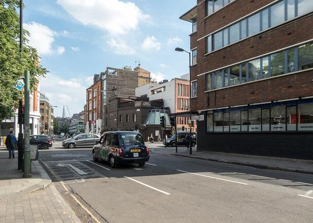 Central Street, London, EC1