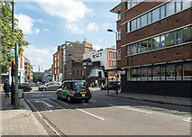 TQ3282 : Central Street, London, EC1 by Christine Matthews