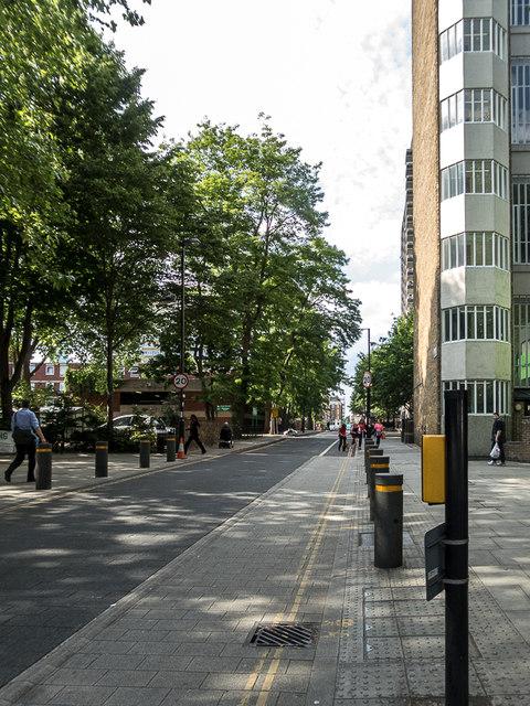 Bath Street, London, EC1