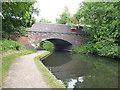 SP0588 : The Western Road bridge by Richard Law