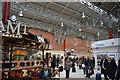 TQ2782 : Concourse, Marylebone Station by N Chadwick