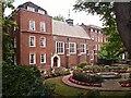 TQ3181 : Staple Inn Hall, Holborn by Julian Osley