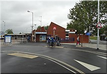 SY0081 : Exmouth Station by Neil Theasby