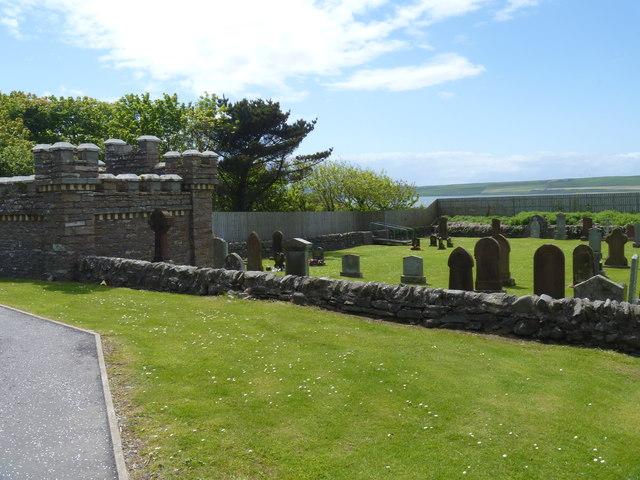 Lochryan Graveyard [1]