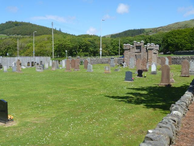 Lochryan Graveyard [2]