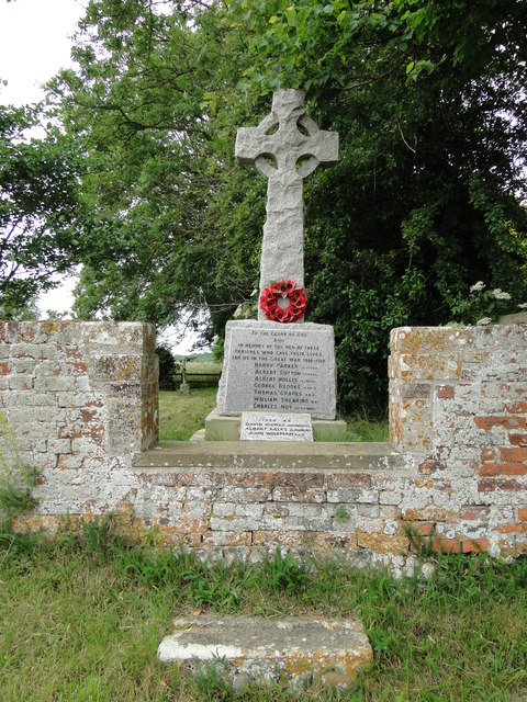 Thurne War Memorial