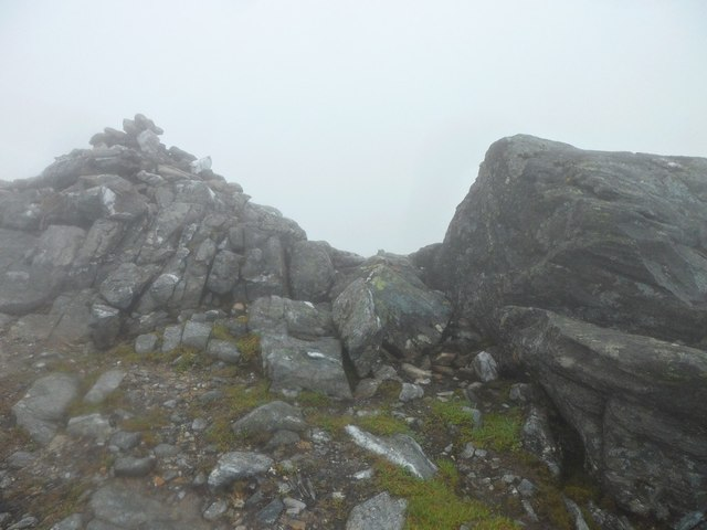 Ben Calluim summit