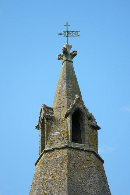 Church of St Andrew, Pickworth: Weather vane
