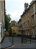 ST7564 : Bath - Abbey Street by Rob Farrow