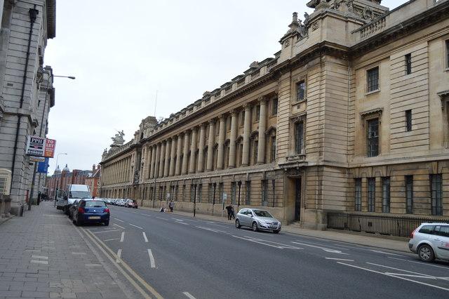Alfred Gelder St & Guildhall