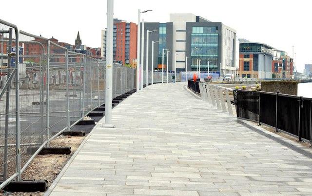 New City Quays Walkway, Belfast - June 2015(1)