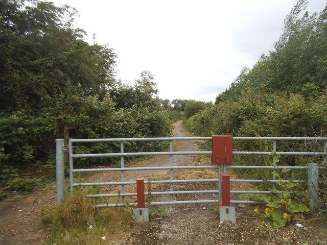 Bridleway off Leylands Lane, Stanwell Moor