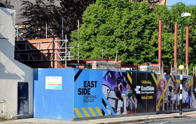 New Bryson Street Surgery, Belfast (June 2015)