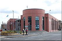 NK1346 : Aberdeenshire Council offices, Peterhead by Bill Harrison