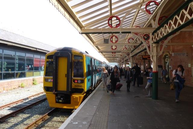 Aberystwyth Station