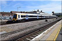 TR1458 : Canterbury West station by Keith Edkins