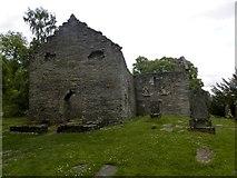 NN8666 : St Bride's Church, Old Blair by Douglas Nelson