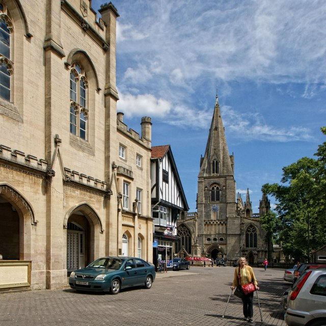 Market Place, Sleaford
