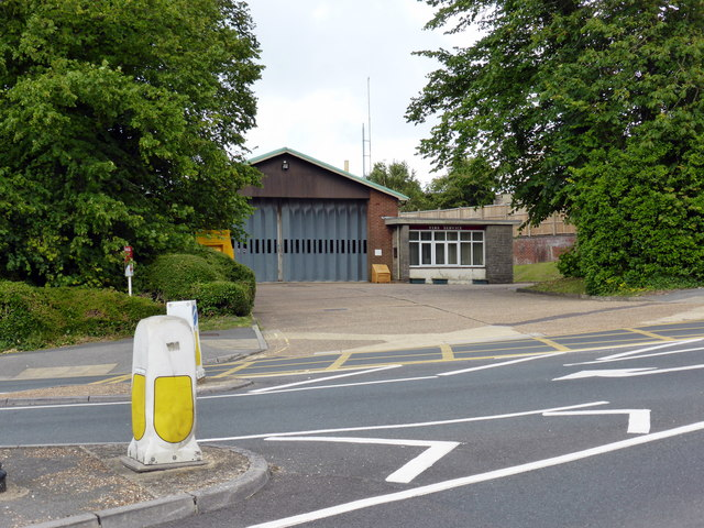 East Cowes Fire Station