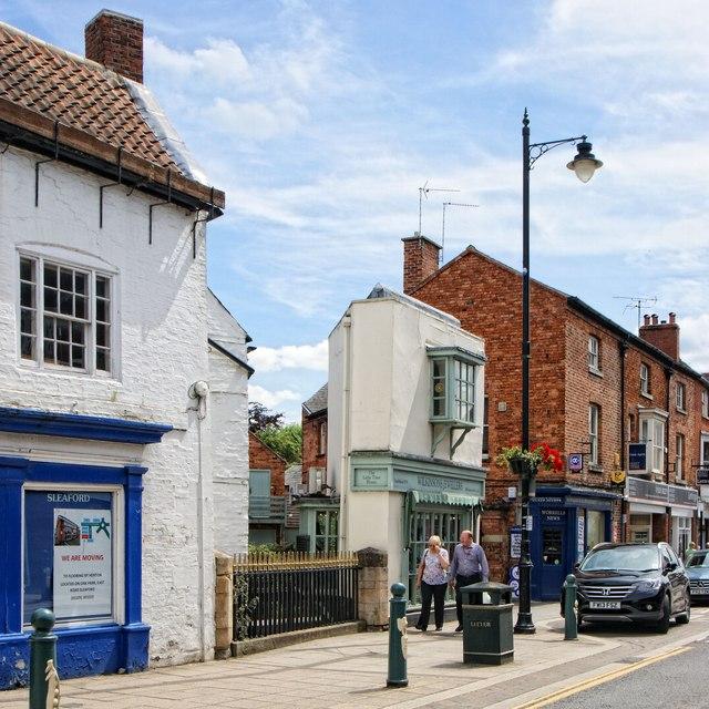 South Gate, Sleaford
