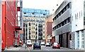 J3474 : Tomb Street, Belfast (June 2015) by Albert Bridge