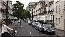 TQ2878 : Hugh St, near Victoria Station by John Welford
