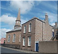 NK1346 : Old Parish Church, Peterhead by Bill Harrison