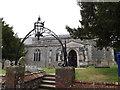 TM0081 : St.John the Baptist Church, Garboldisham by Adrian Cable