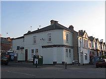 TQ4077 : Former wine merchant, Wyndcliff Road, Charlton by Stephen Craven