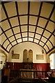 SO0847 : Chancel Ceiling by Bill Nicholls