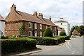 SE4066 : Dwellings in Aldborough by Chris Heaton