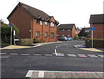 ST3096 : The Willows, Croesyceiliog, Cwmbran by Jaggery