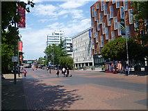 TQ1985 : Olympic Way, Wembley by Marathon