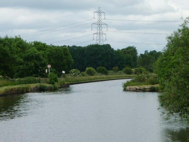 Site of No 4 swingbridge [Balne Croft]