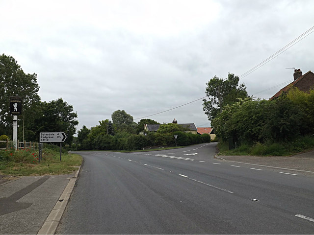 A1066 The Street, South Lopham