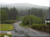 NN2939 : Lane at Bridge of Orchy by Malc McDonald