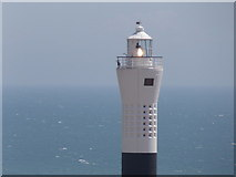 TR0916 : Dungeness: a closer look at the new lighthouse by Chris Downer