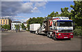 J5082 : Lorry, Bangor by Rossographer