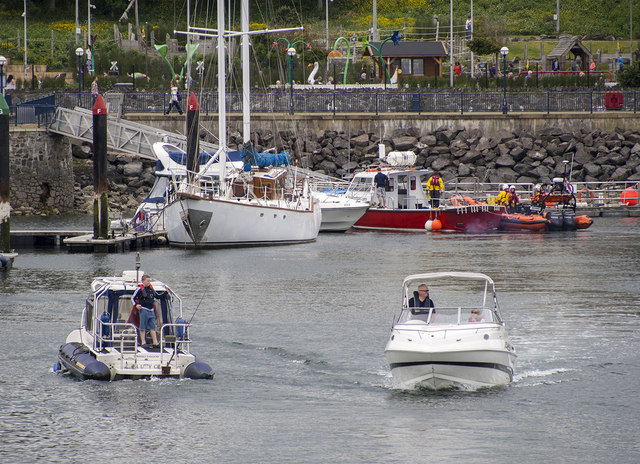 Boats, Bangor Marina