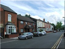 SP0986 : Prince Albert Street, Small Heath by Chris Whippet