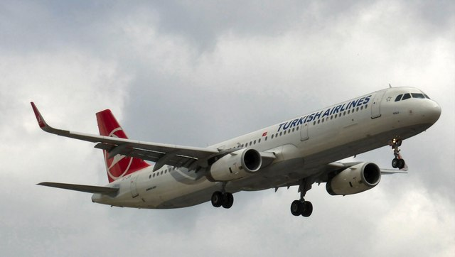 Turkish Airlines' Airbus A321 - MSN 5663 - TC-JSK