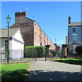 SK5740 : Robin Hood Terrace, Promenade and an entrance to Victoria Park by John Sutton