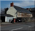 SS9077 : Wick Road postbox, Ewenny by Jaggery