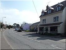 SS9077 : Wick Road, Ewenny by Jaggery