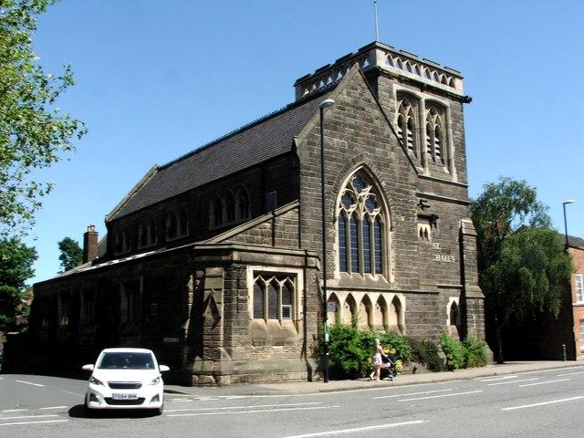 St. Michael's, Derby