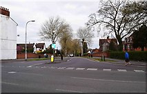 SU7272 : Looking towards Kendrick Road, Reading by P L Chadwick