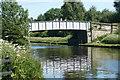 SE6218 : Crowcroft Bridge by Graham Hogg