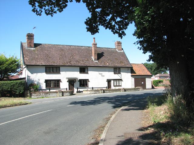 Dragon House, Horham