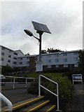 SN5981 : Solar Panel near TaMed Da Restaurant by Adrian Cable