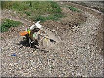 NU0052 : Fisherman, Berwick-upon-Tweed by M J Richardson
